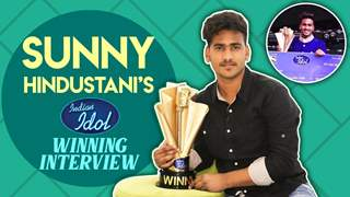 Sunny Hindustani's Winning Interview | Indian Idol 11 | Sony Tv
