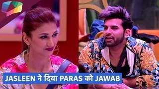Jasleen ने दिया Paras को Jawab   Mujhse Shaadi Karoge Update