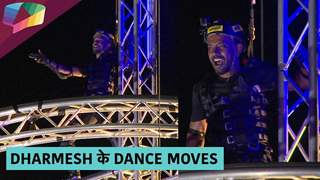 Dharmesh के dance moves | Khatron Ke Khiladi Updates