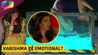Karishma Tanna हुई Emotional | Khatron Ke Khiladi Updates