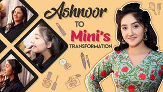 Ashnoor Kaur's Transformation To Mini | Hair, Makeup, Outfit Details Revealed | Patiala Babes