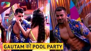 Gautam Gulati की Pool Party   Mujhse Shaadi Karoge Updates