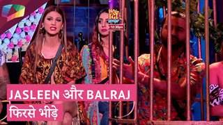 Jasleen और Balraj भीड़े फिर एक बार   Mujhse Shaadi Karoge Updates