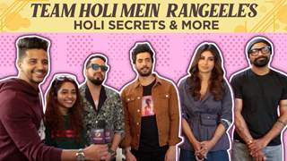 Mouni Roy, Remo D'Souza, Sunny Singh, Mika Singh & More Share Their Holi Secrets