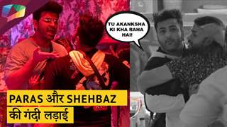 Paras और Shehbaz की गंदी लड़ाई   निकली Akanksha की बात   Mujhse Shaadi Karoge Updates