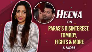 Heena Panchal On Paras's Disinterest, Called a Tomboy, Fights & More | Mujhse Shaadi Karoge
