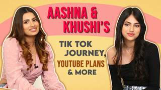 Aashna Hegde And Khushi Hegde Talk About Their Tik Tok Journey, Damnfam & More