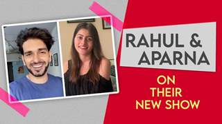 Rahul Sharma & Aparna Dixit On Their New Show | Pyaar Ki Luka Chuppi