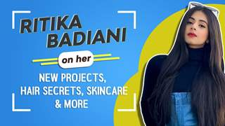 Ritika Badiani On Her New Projects, Hair Secrets, Skincare & More