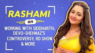 Rashami On Working With Siddharth, Devo-Shehnaz's Controversy, RD Show & More