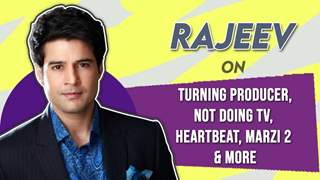 Rajeev Khandelwal On Turning Producer, Not Doing TV, Heartbeat, Marzi 2 & More