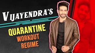 Vijendra's Quarantine Workout Regime | India Forums