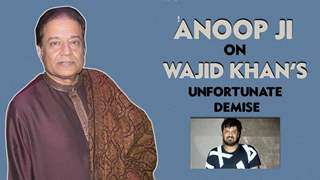 Anoop Jalota Reacts On Wajid Khan's Unfortunate Demise
