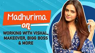 Madhurima Tuli on working with Vishal, makeover, Bigg Boss & More