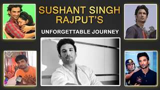 Sushant Singh Rajput: A Journey To Be Remembered After His Unfortunate Demise