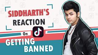 Siddharth Nigam's Reaction On Tik Tok Getting Banned In India
