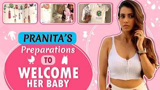 Pranita Pandit's Preparations To Welcome Her Baby | India Forums
