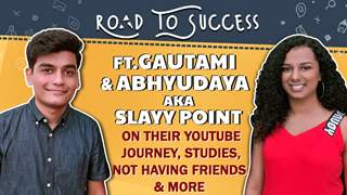 Gautami & Abhyudaya Aka Slayy Point On Partying, Not Having Friends, Youtube Struggles & More