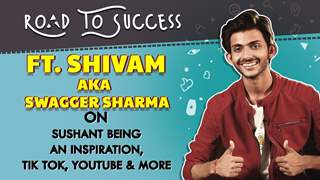Shivam Aka Swagger Sharma On Sushant Being An Inspiration, Tik tok, Youtube & More