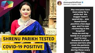 Shrenu Parikh Tested COVID-19 Positive | Details Inside