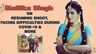 Mallika Singh On Resuming Shoot, Pat Cuts In The Industry Due To COVID-19   Exclusive