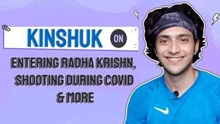 Kinshuk Vaidya On Entering Radha Krishn, Shooting During Covid & More