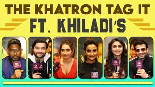 The Khatron Tag It Ft. The Khiladi | Karan, Karishma, Dharmesh, Tejaswi & More