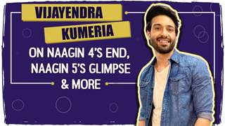 Vijayendra Kumeria On Naagin 4's end, Naagin 5's glimpse & More | India Forums