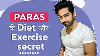 Paras Madan के Diet और Exercise secrets | India Forums Hindi | Beyhadh
