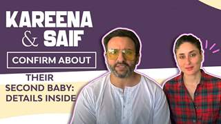 Kareena & Saif Confirm About Their Second Baby: Official Statement Inside