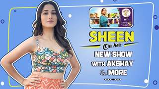 Sheen Das On Her New Show With Akshay Mhatre & More | Sony Tv