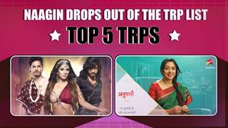 TRP Toppers Of The Week | Naagin Drops Out, Anupamaa Goes Strong