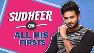 Sudheer Babu Reveals All About His Firsts | Fun Secrets Ou