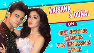 Krishna Kaul & Donal Bisht On Their New Song, First Impressions & More