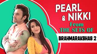Pearl And Nikki Talk About Brahmarakshas 2 | Shooting In A Pandemic | Zee tv