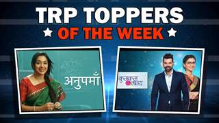 TRP toppers of the week | Anupamaa, Kundali Bhagya, Taarak Mehta & More