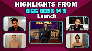 Bigg Boss 14's Press Launch | Highlights, Contestants & More