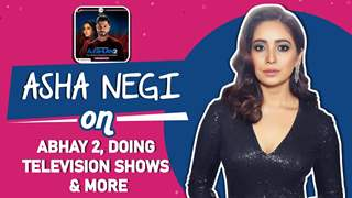 Asha Negi On Abhay 2, Doing Television Shows & More