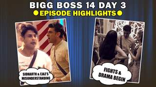 Bigg Boss 14 Day 3: Episode Highlights | Fights, Drama & Fun Begins