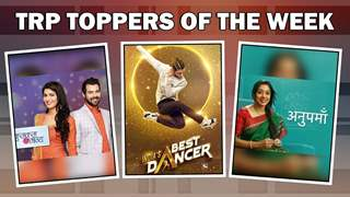 Television's TRP Toppers Of The Week | Kundali Bhagya, Anupamaa & More