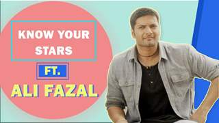 Ali Fazal Spills Some Fun Secrets | Know Your Stars | Mirzapur 2
