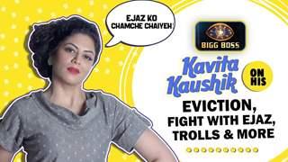 Kavita Kaushik's Eviction Interview | Trolls, Opens Up On Equation With Ejaz | Bigg Boss 14