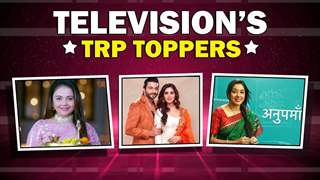 Anupamaa Tops The TRP Charts | Top 5 Television Shows | India Forums
