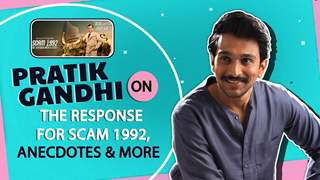 Pratik Gandhi On The Response For Scam 1992, Anecdotes From Set & More