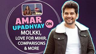 Amar Upadhyay On Molkki, Love For Mihir, Comparisons & More | Colors tv