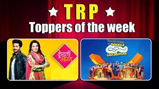 TRP Toppers this Week | 'Taarak Mehta...' Re-Enters | Kumkum Bhagya Rises