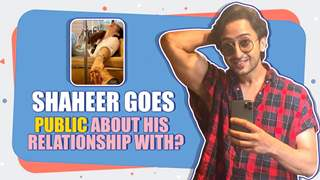 Shaheer Sheikh Goes Public About His Relationship | Details Inside