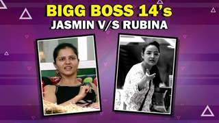 Jasmin & Rubina Lock Horns | Bigg Boss 14's Fights, Drama & Action