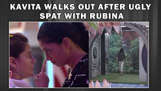 Kavita Walks Out Of Bigg Boss 14 | Ugly Spat With Rubina