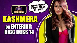 Kashmera On Entering Bigg Boss 14, Krushna's Reaction, Equation With Vikas & Rakhi
